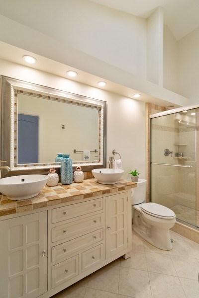 Real Estate Photography - 810 SE 2nd street, #A, Ft Lauderdale, FL, 33301 - Master Bathroom