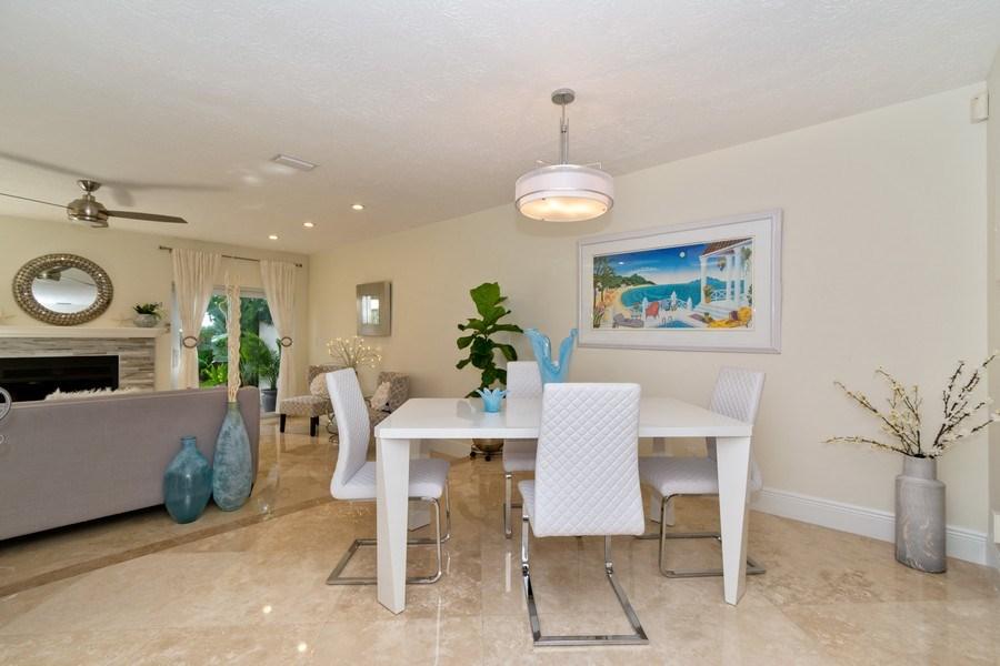 Real Estate Photography - 810 SE 2nd street, #A, Ft Lauderdale, FL, 33301 - Living Room / Dining Room