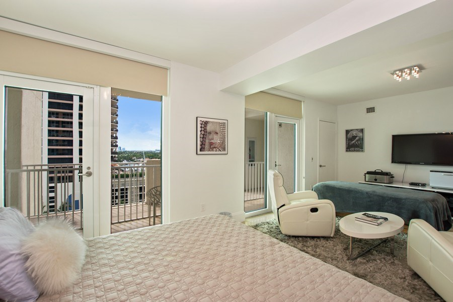 Real Estate Photography - 101. S FORT LAUDERDALE BEACH BLVD #1002, APT 1002, FORT LAUDERDALE, FL, 33065 - 2nd Bedroom