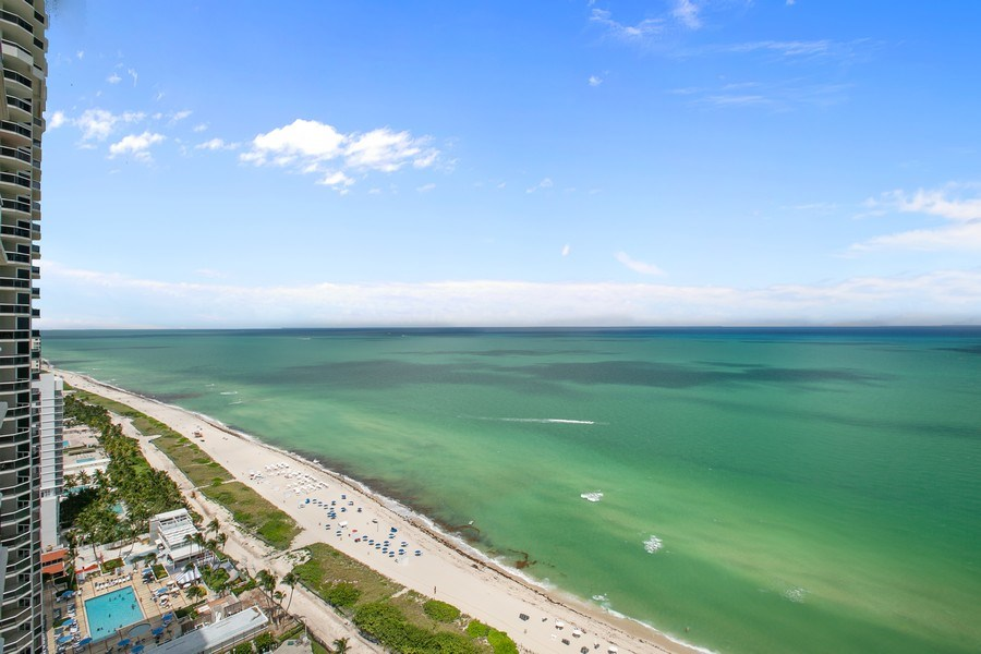 Real Estate Photography - 4775 Collins Ave, 3002, Miami Beach, FL, 33140 - View