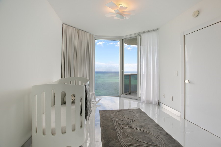 Real Estate Photography - 4775 Collins Ave, 3002, Miami Beach, FL, 33140 - 2nd Bedroom