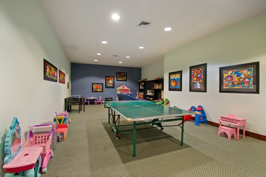 Real Estate Photography - 3100 N Ocean Blvd, Unit 510, Fort Lauderdale, FL, 33308 - Childrens' Play Room