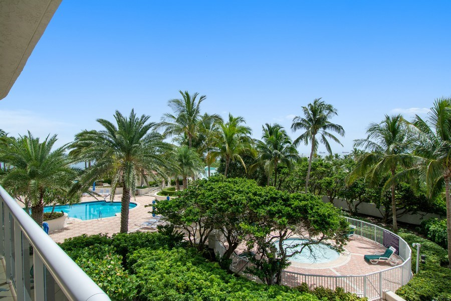 Real Estate Photography - 3100 N Ocean Blvd, Unit 510, Fort Lauderdale, FL, 33308 - View