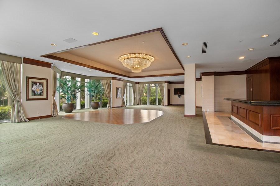 Real Estate Photography - 3100 N Ocean Blvd, Unit 510, Fort Lauderdale, FL, 33308 - Clubroom