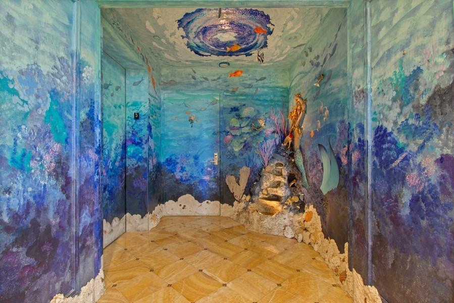 Real Estate Photography - 3100 N Ocean Blvd, Unit 510, Fort Lauderdale, FL, 33308 - Foyer