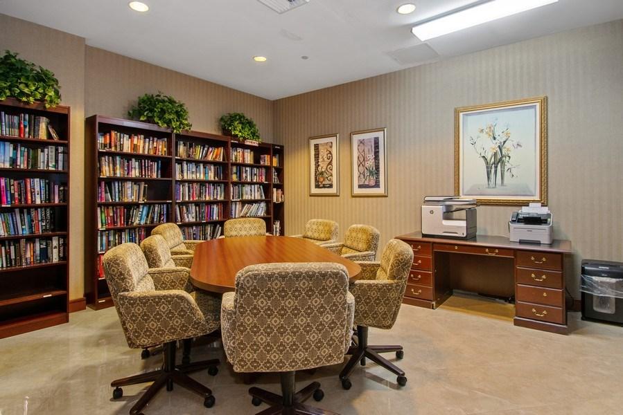 Real Estate Photography - 3100 N Ocean Blvd, Unit 510, Fort Lauderdale, FL, 33308 - Business Center
