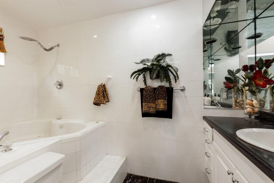 Real Estate Photography - 1505 NE 5th Ave, Boca Raton, FL, 33432 - Master Bathroom