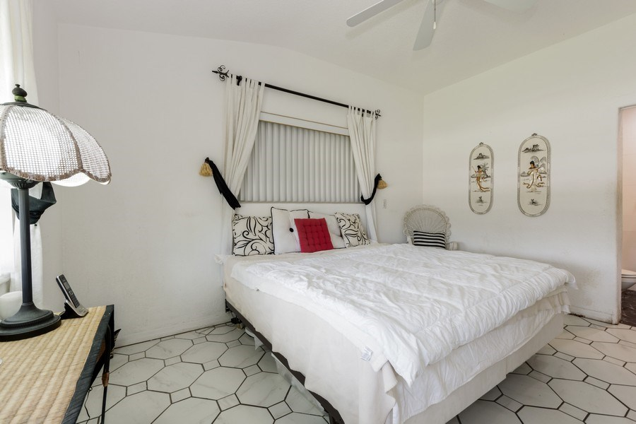 Real Estate Photography - 1505 NE 5th Ave, Boca Raton, FL, 33432 - Master Bedroom