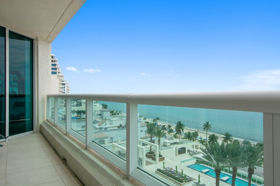 Real Estate Photography - 101 S Fort Lauderdale Beach Blvd, 1201, Fort Lauderdale, FL, 33316 - View