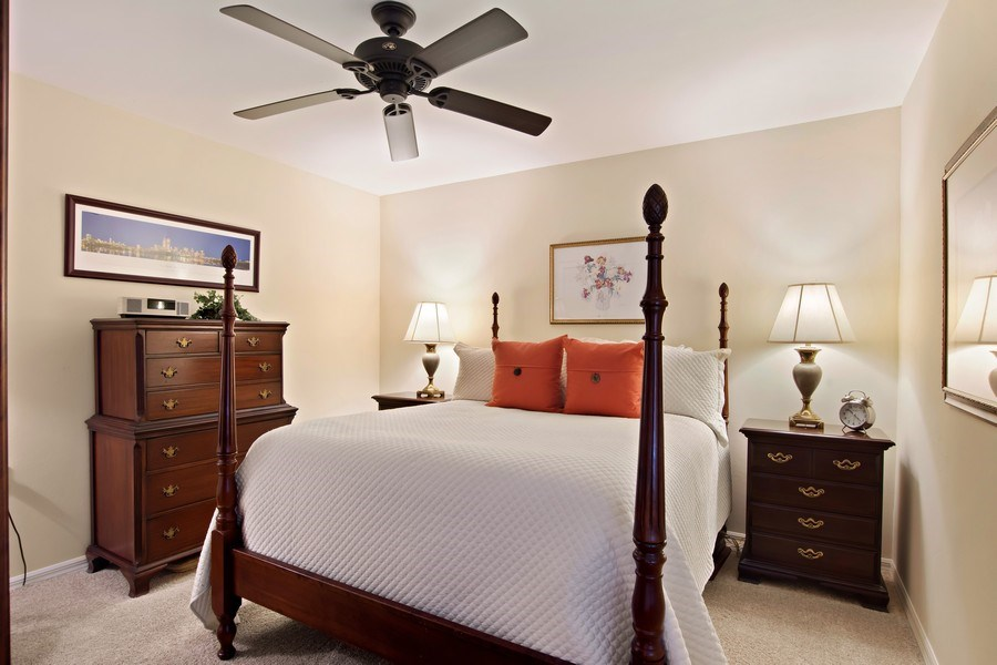 Real Estate Photography - 3860 Sawgrass Way, 2625, Naples, FL, 34112 - Bedroom