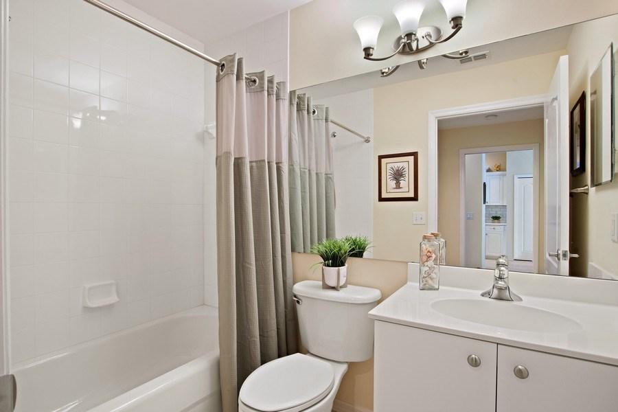 Real Estate Photography - 3860 Sawgrass Way, 2625, Naples, FL, 34112 - Bathroom