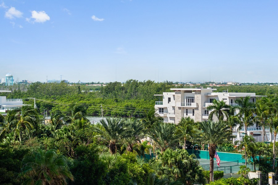 Real Estate Photography - 6051 N Ocean Drive, Unit 603, Hollywood, FL, 33019 - View