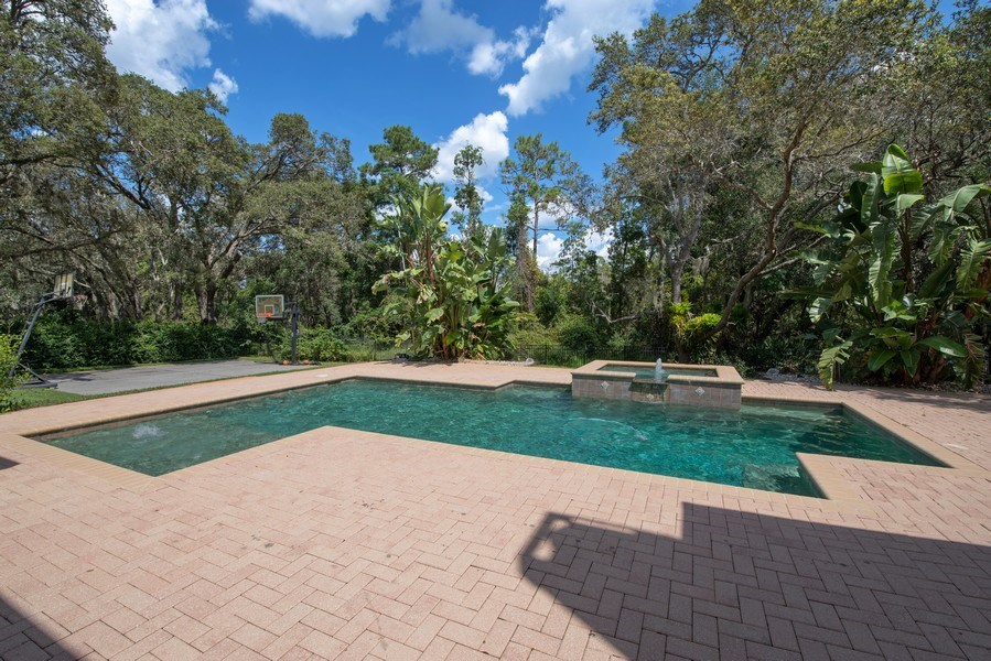 Real Estate Photography - 779 Mills Estate Pl, Chuluota, FL, 32766 - Pool