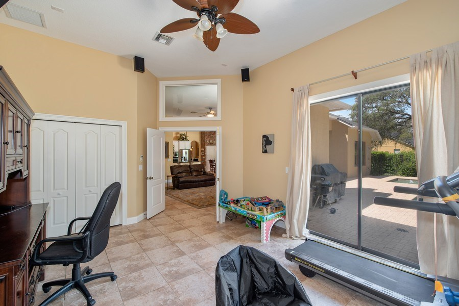 Real Estate Photography - 779 Mills Estate Pl, Chuluota, FL, 32766 - Office