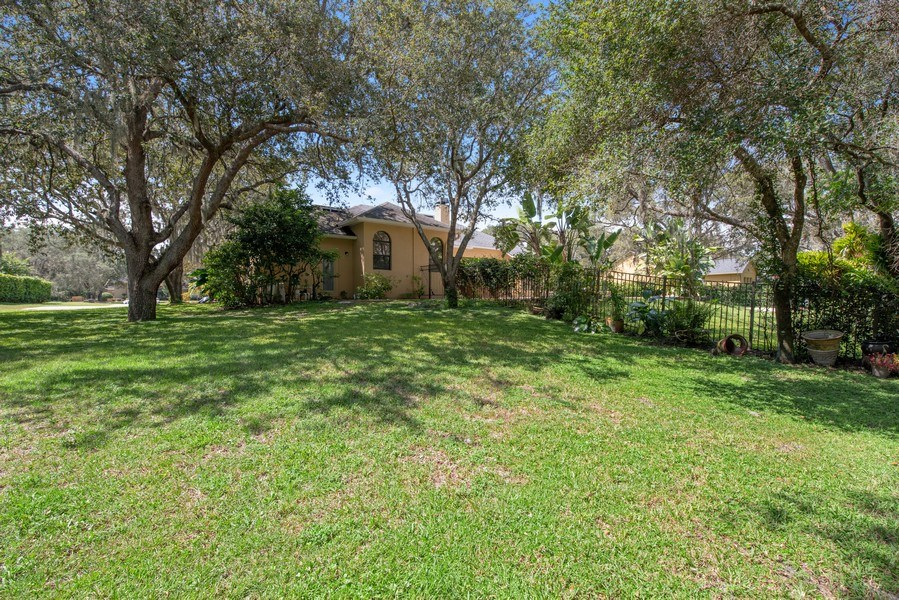 Real Estate Photography - 779 Mills Estate Pl, Chuluota, FL, 32766 - Rear View