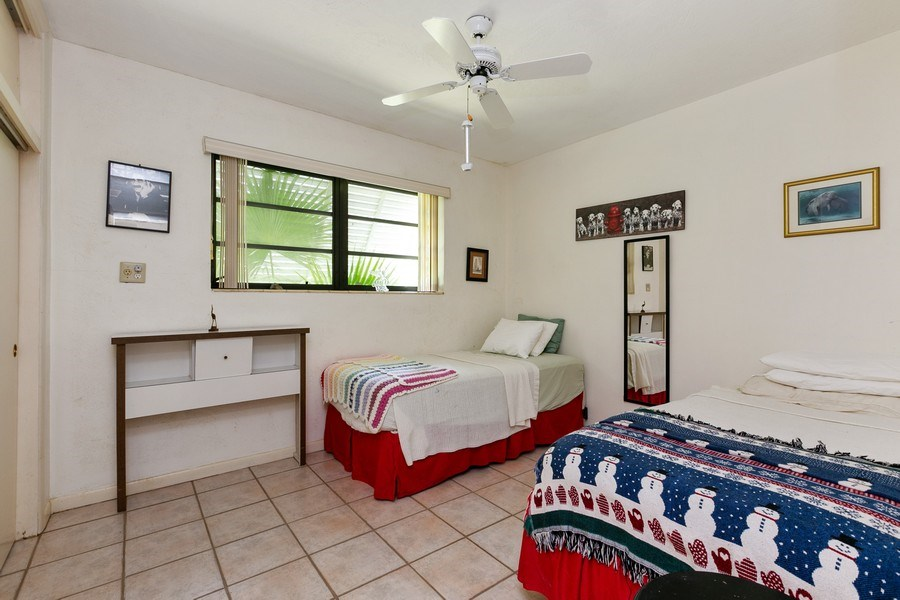 Real Estate Photography - 13800 SW 78th Pl, Miami, FL, 33158 - Bedroom