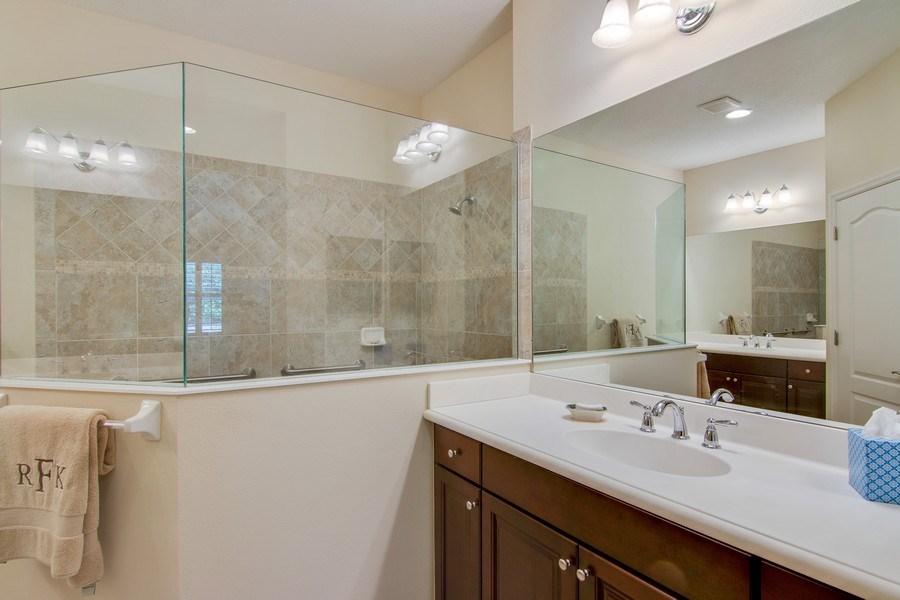 Real Estate Photography - 5340 Fairfield Blvd, Bradenton, FL, 34203 - Master Bathroom