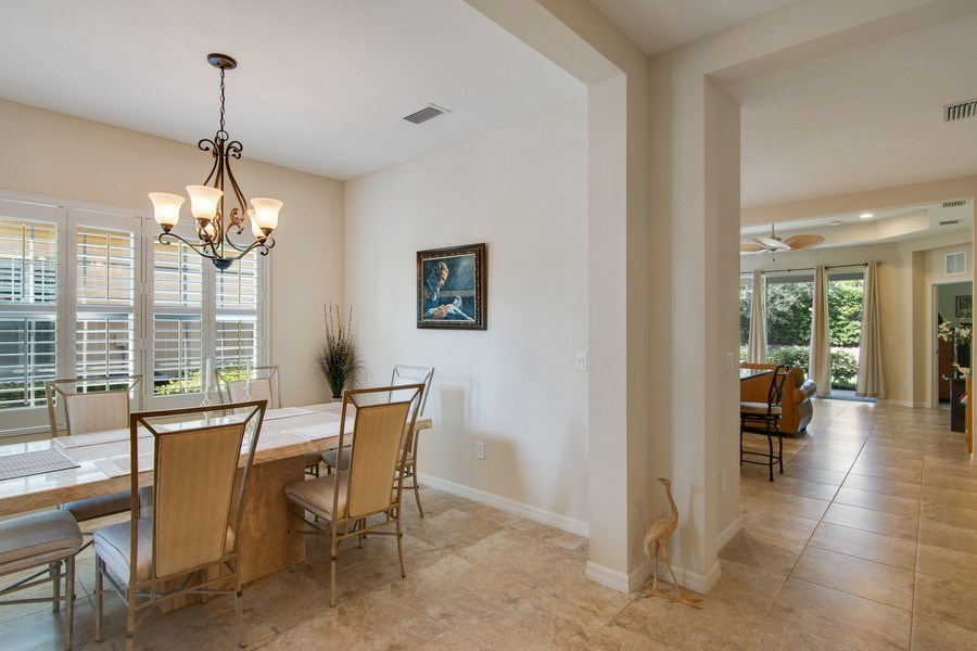 Real Estate Photography - 5340 Fairfield Blvd, Bradenton, FL, 34203 - Foyer