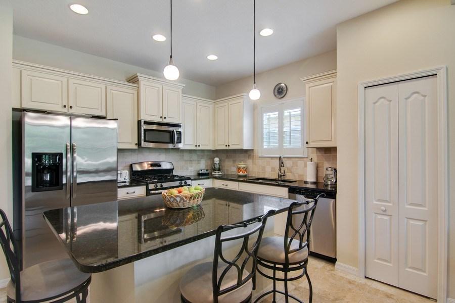 Real Estate Photography - 5340 Fairfield Blvd, Bradenton, FL, 34203 - Kitchen