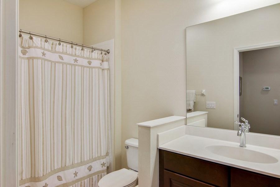 Real Estate Photography - 5340 Fairfield Blvd, Bradenton, FL, 34203 - 2nd Bathroom