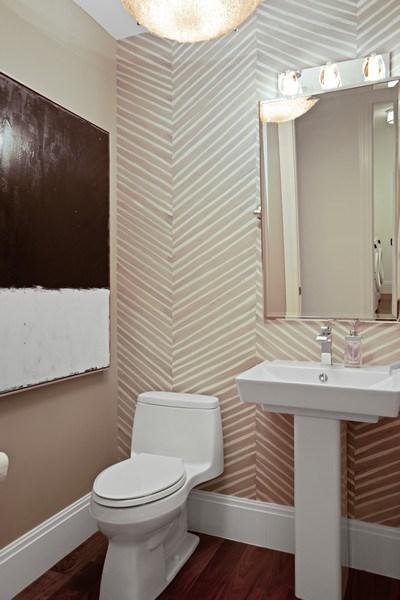Real Estate Photography - 1035 3rd Ave S, #510, naples, FL, 34102 - Powder Bath