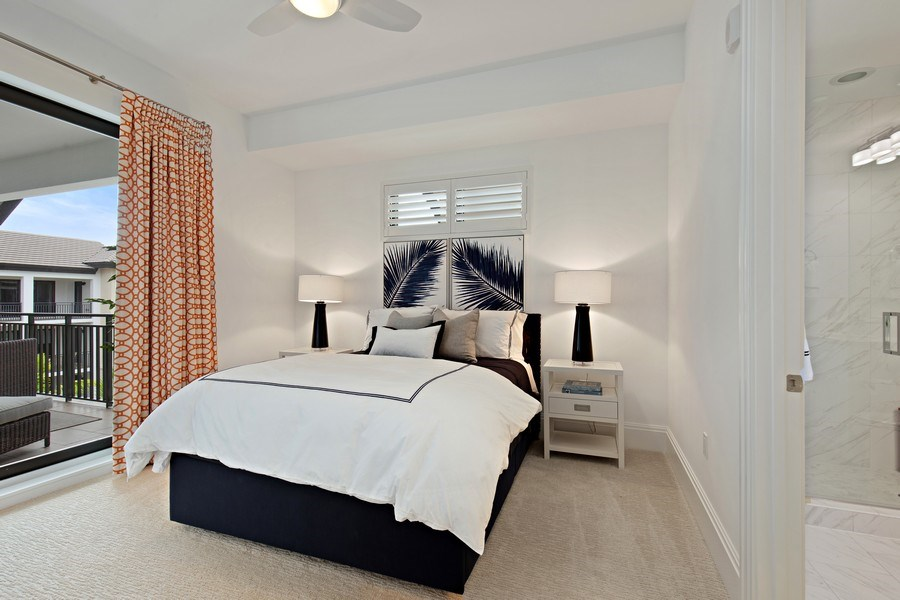 Real Estate Photography - 1035 3rd Ave S, #510, naples, FL, 34102 - 3rd Bedroom