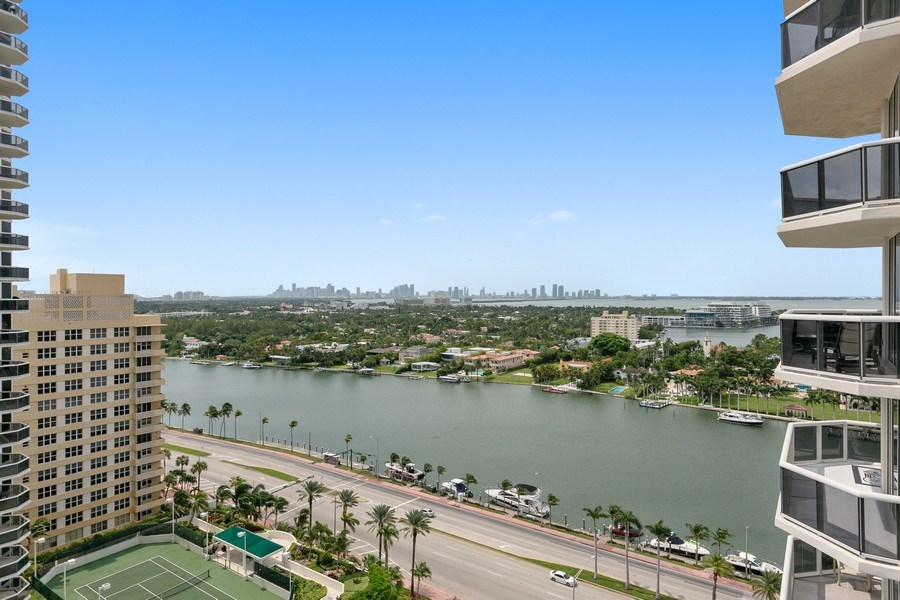 Real Estate Photography - 4779 Collins Ave, Apt 1904, Miami Beach, FL, 33140 - City View