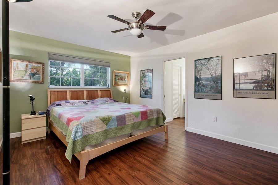 Real Estate Photography - 17420 SW 86th Ave, Palmetto Bay, FL, 33157 - Master Bedroom