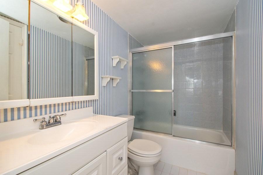 Real Estate Photography - 401 Golden Isles Dr., Apt. 1110, Hallandale, FL, 33009 - Bathroom