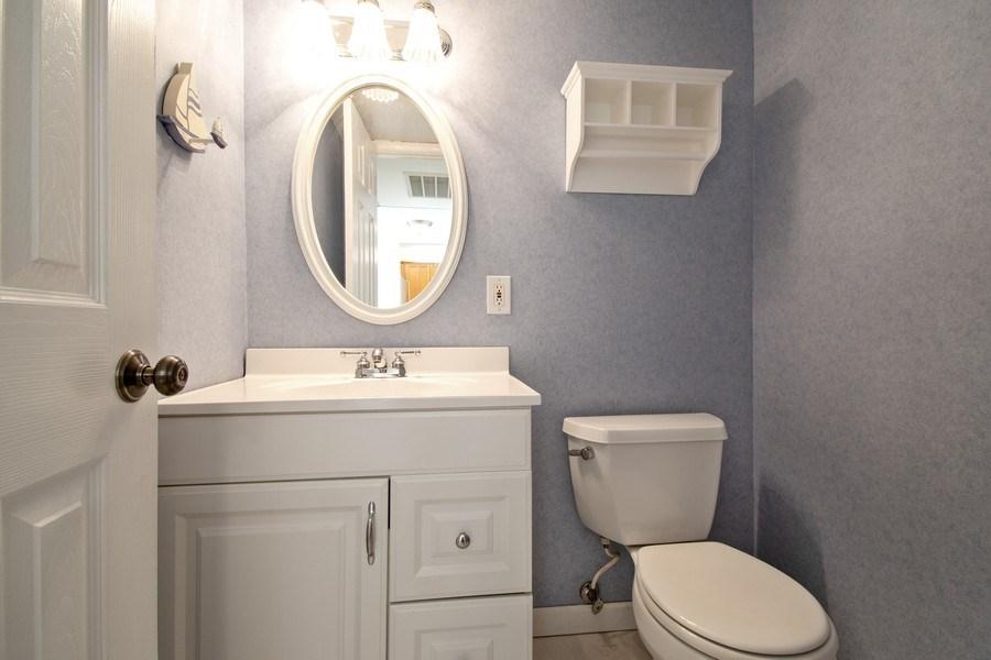 Real Estate Photography - 401 Golden Isles Dr., Apt. 1110, Hallandale, FL, 33009 - 2nd Bathroom