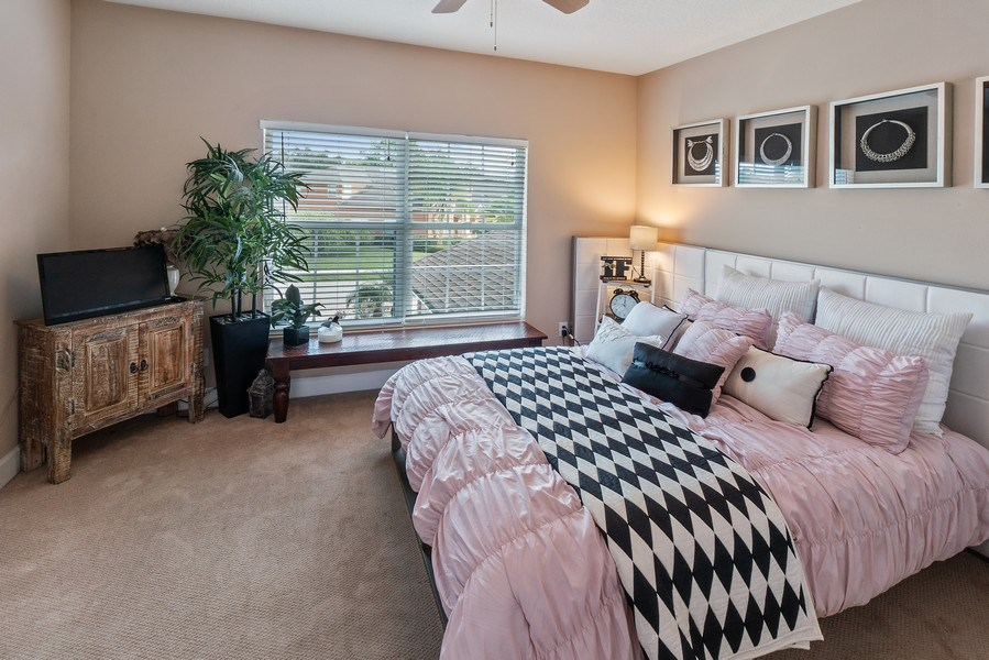 Real Estate Photography - 10445 Canary Isle Dr, Tampa, FL, 33647 - 2nd Bedroom