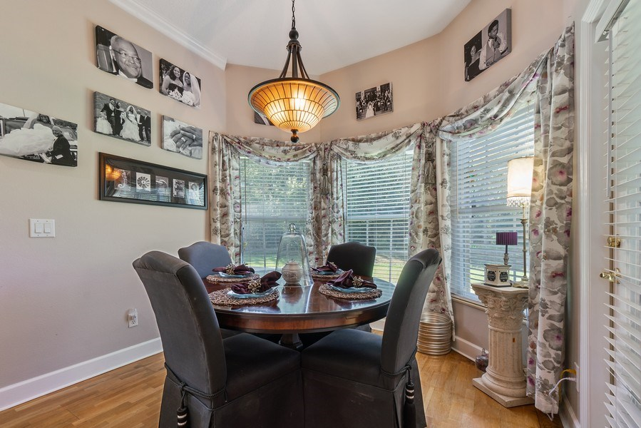 Real Estate Photography - 10445 Canary Isle Dr, Tampa, FL, 33647 - Breakfast Area