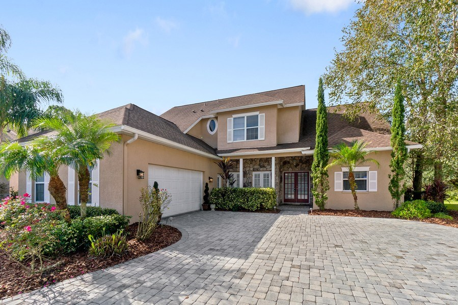 Real Estate Photography - 10445 Canary Isle Dr, Tampa, FL, 33647 - Front View
