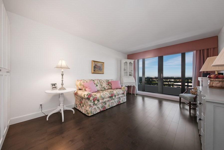 Real Estate Photography - 1500 S Ocean Blvd, Unit S-804, Boca Raton, FL, 33432 - Master Bedroom