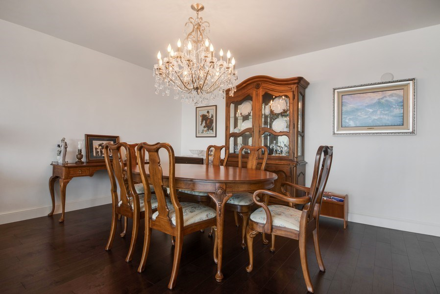 Real Estate Photography - 1500 S Ocean Blvd, Unit S-804, Boca Raton, FL, 33432 - Dining Room