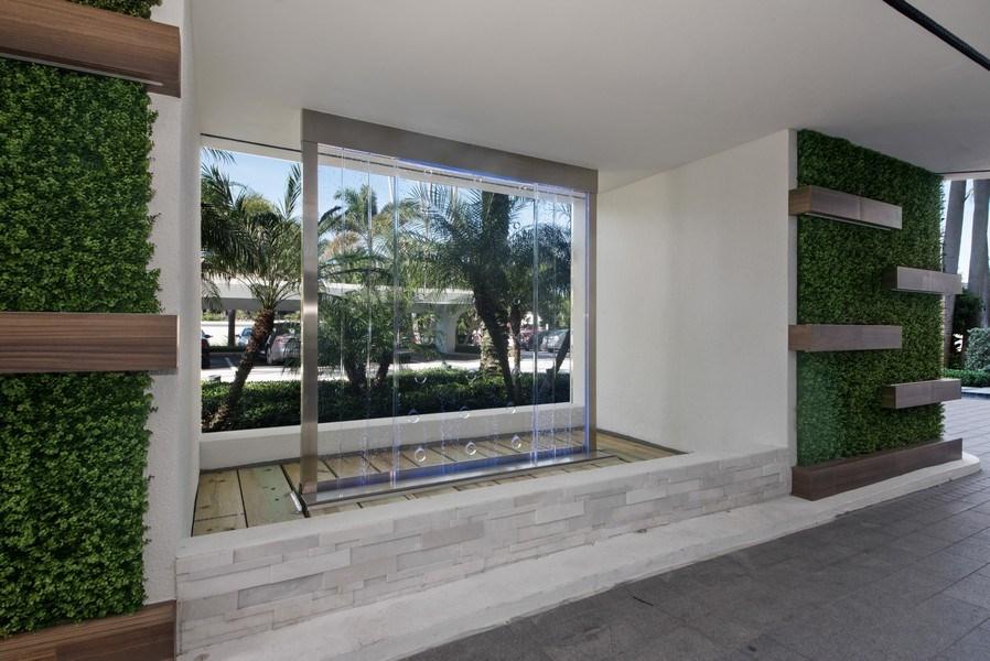 Real Estate Photography - 1500 S Ocean Blvd, Unit S-804, Boca Raton, FL, 33432 - Entryway