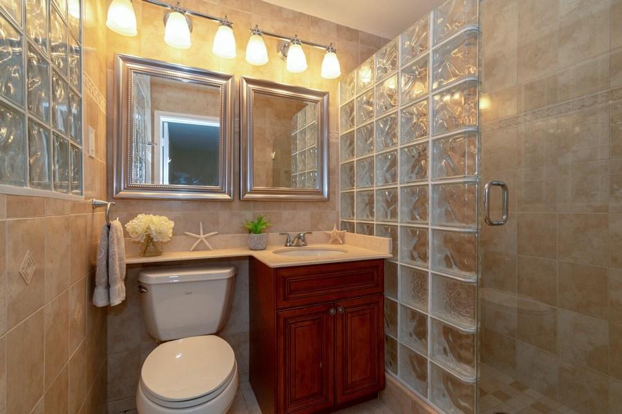 Real Estate Photography - 3031 Riverland Rd, Fort Lauderdale, FL, 33312 - Master Bathroom