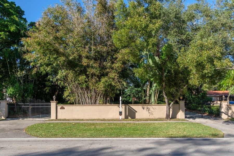 Real Estate Photography - 3031 Riverland Rd, Fort Lauderdale, FL, 33312 - Gated Entry -  Front