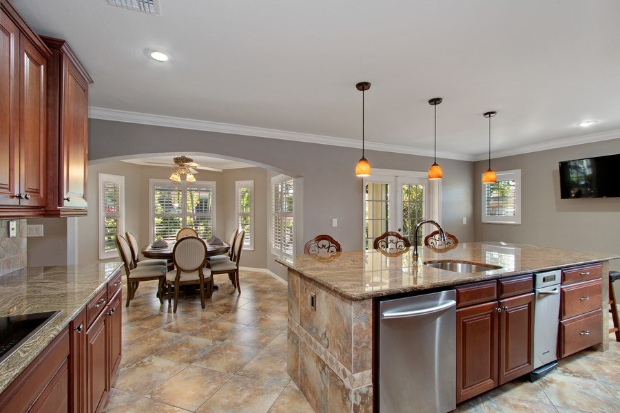 Real Estate Photography - 246 SW 39th St, Cape Coral, FL, 33914 - Kitchen / Breakfast Room