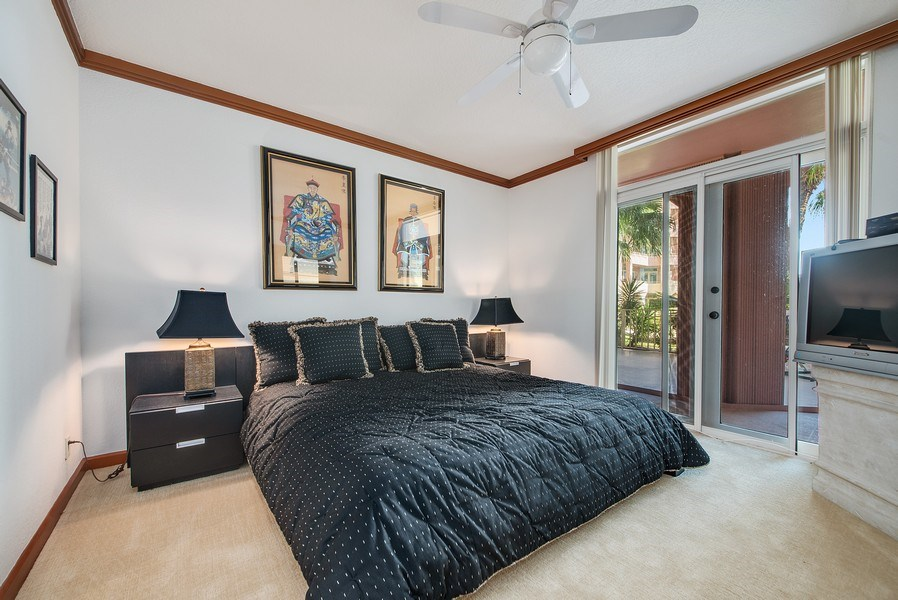 Real Estate Photography - 300 SE 5th Ave, Unit 2140, Boca Raton, FL, 33432 - Bedroom