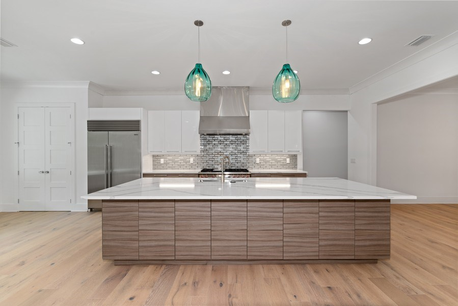 Real Estate Photography - 1560 Bryan Ave, Winter Park, FL, 32789 - Kitchen