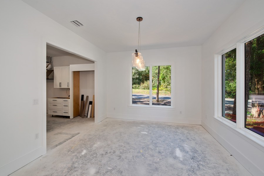 Real Estate Photography - 1560 Bryan Ave, Winter Park, FL, 32789 - Dining Room