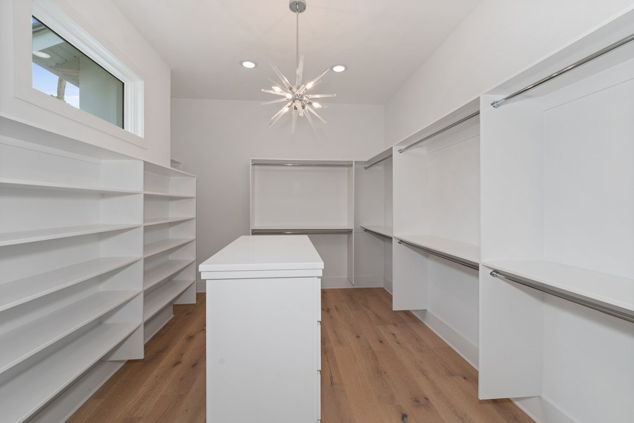 Real Estate Photography - 1560 Bryan Ave, Winter Park, FL, 32789 - Master Closet