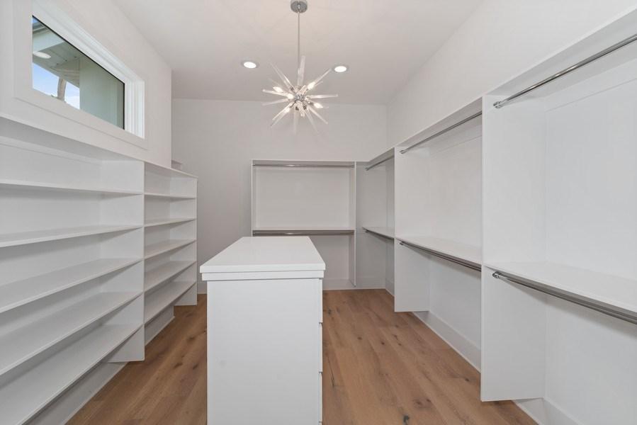 Real Estate Photography - 1560 Bryan Ave, Winter Park, FL, 32789 - Master Closet
