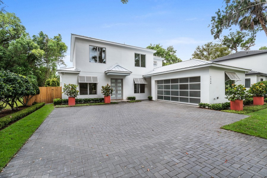 Real Estate Photography - 1560 Bryan Ave, Winter Park, FL, 32789 - Front View