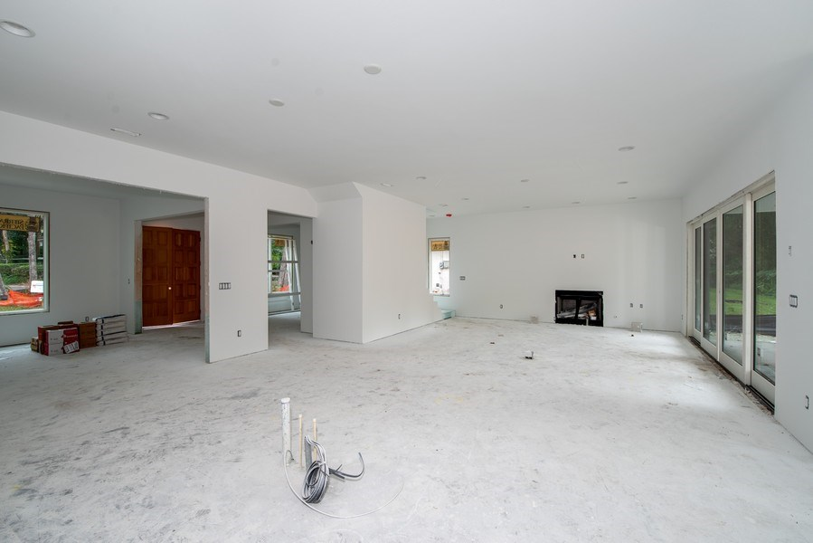 Real Estate Photography - 1560 Bryan Ave, Winter Park, FL, 32789 - Family Room / Kitchen
