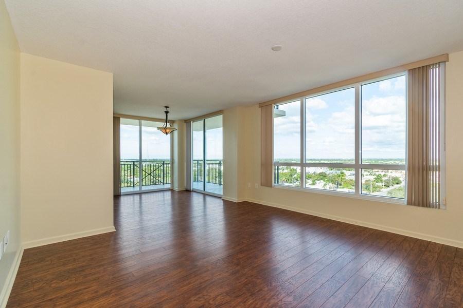 Real Estate Photography - 610 W Las Olas Blvd, Unit 1213, Fort Lauderdale, FL, 33312 - Living Room