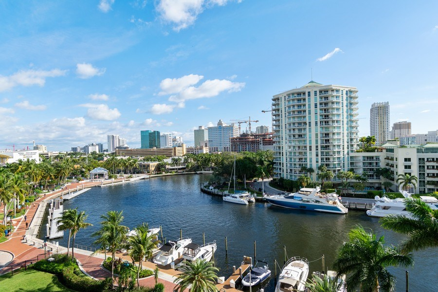 Real Estate Photography - 610 W Las Olas Blvd, Unit 1213, Fort Lauderdale, FL, 33312 - View