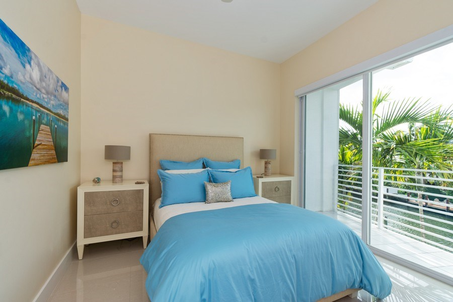 Real Estate Photography - 431 Hendricks isle, Ft lauderdale, FL, 33301 - 2nd Bedroom
