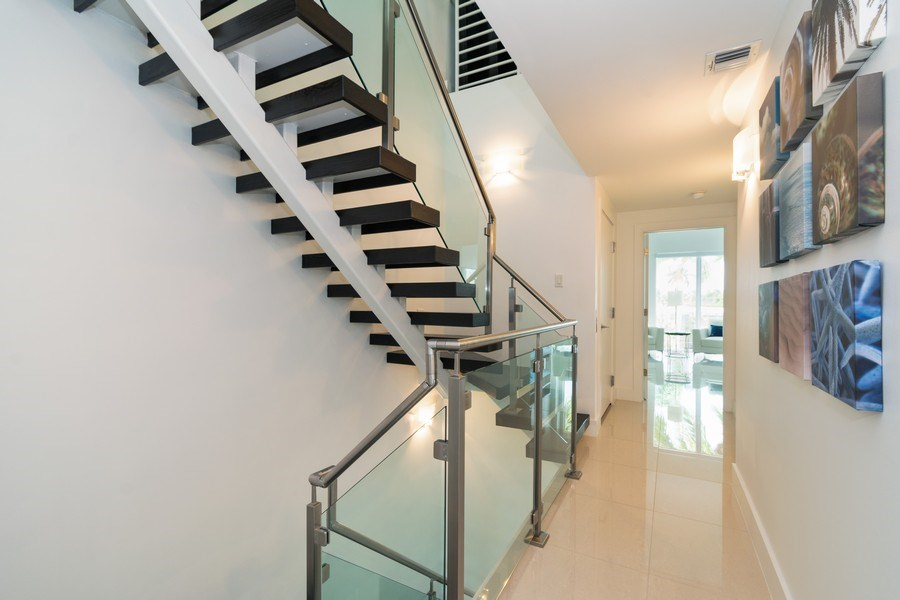 Real Estate Photography - 431 Hendricks isle, Ft lauderdale, FL, 33301 - Hallway